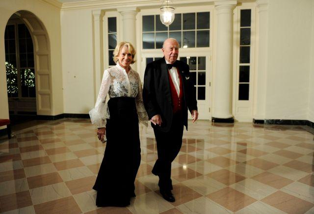 ΗΠΑ : Πέθανε ο υπουργός Εξωτερικών επί Ρίγκαν, Τζορτζ Σουλτς | tanea.gr