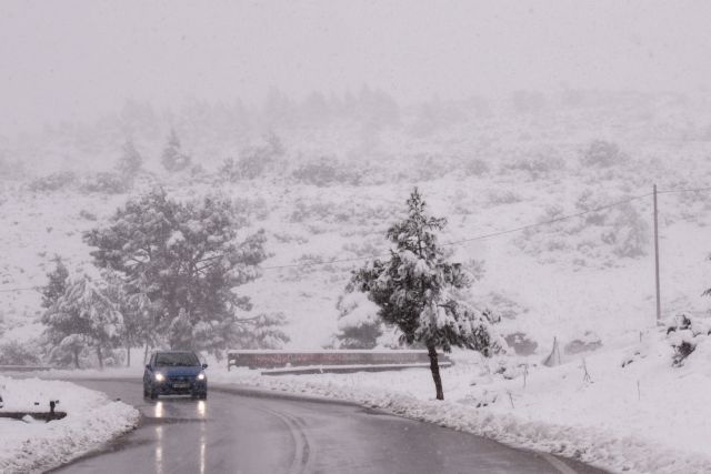 Προειδοποιήσεις μετεωρολόγων για πολική εισβολή με έντονες χιονοπτώσεις | tanea.gr