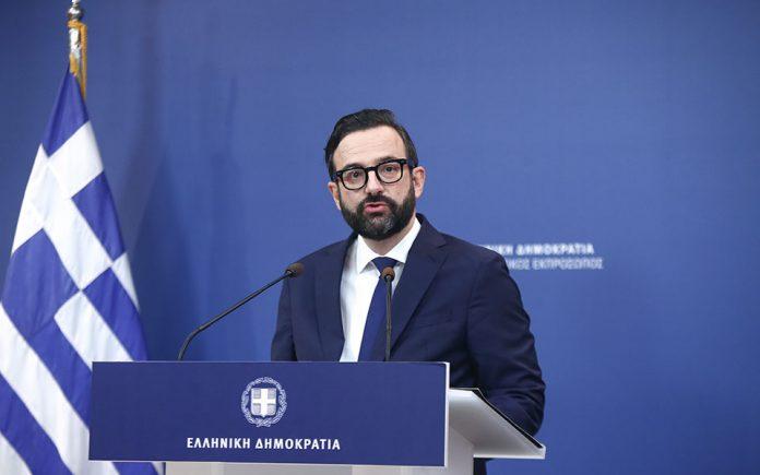 Σε εξέλιξη η ενημέρωση από τον κυβερνητικό εκπρόσωπο Χρήστο Ταραντίλη | tanea.gr