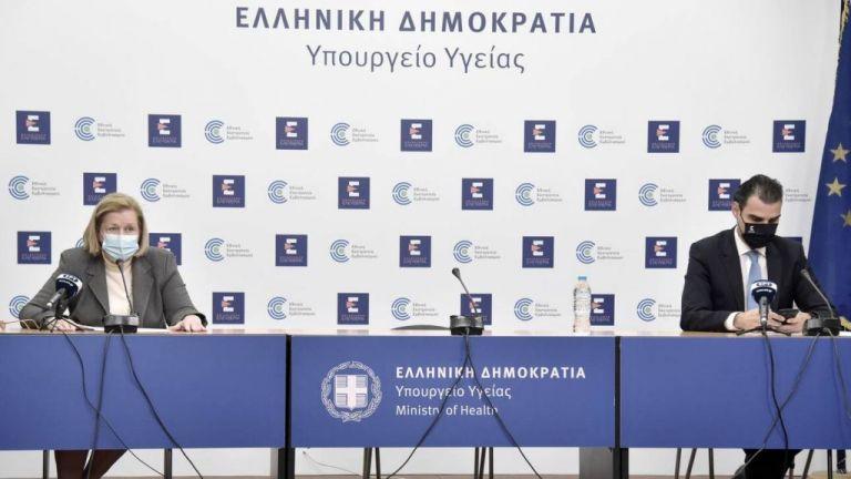 Δείτε live την ενημέρωση για τον εμβολιασμό στην Ελλάδα | tanea.gr