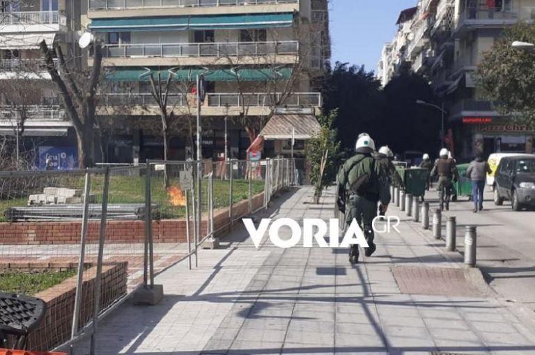 Ενταση στη Θεσσαλονίκη μετά το πανεκπαιδευτικό συλλαλητήριο | tanea.gr