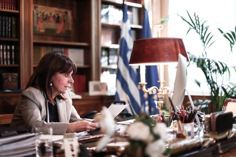 Σακελλαροπούλου : Σπουδαία παρακαταθήκη η Α' εθνοσυνέλευση της Επιδαύρου | tanea.gr