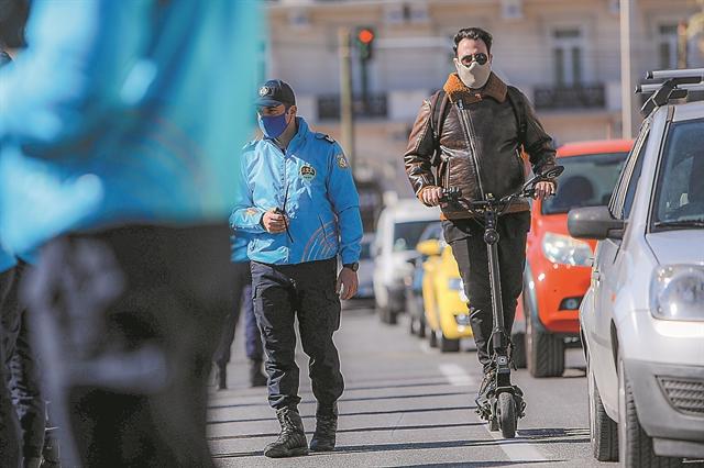 Με δίπλωμα ΙΧ η οδήγηση δικύκλων έως 125 κ.εκ. | tanea.gr
