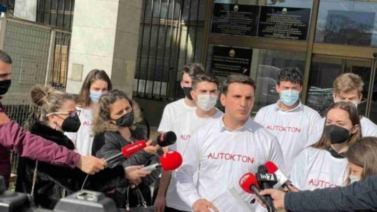 Βόρεια Μακεδονία : Ανάβει φωτιές σχολικό βιβλίο για την καταγωγή των Αλβανών