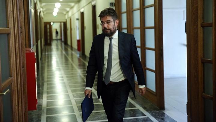 Μιχάλης Καλογήρου : Με κοροναϊό ο πρώην υπουργός Δικαιοσύνης   tanea.gr
