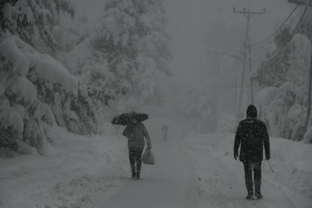 Μήδεια: Θερμοκρασίες ακόμα και -17 βαθμών Κελσίου την Τετάρτη | tanea.gr