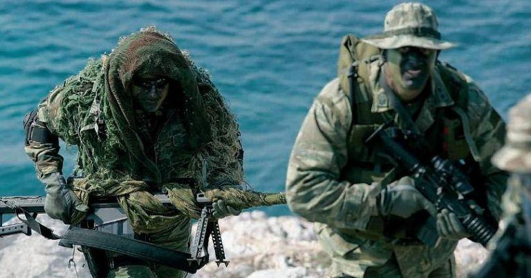 Ελληνες κομάντος ετοιμάζουν τον 4ο κλάδο των Ενόπλων Δυνάμεων   tanea.gr