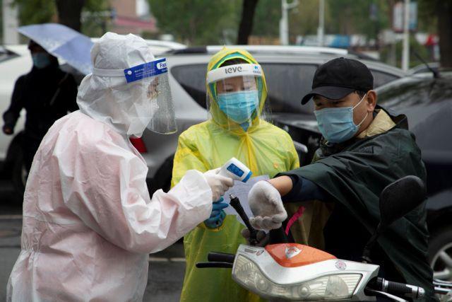 Κίνα : Ρεκόρ 10 εκατομμυρίων εμβολιασμών σε μία εβδομάδα   tanea.gr