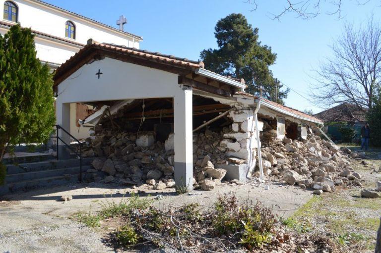 Σεισμός: Καταστροφές σε μνημεία της Λάρισας | tanea.gr
