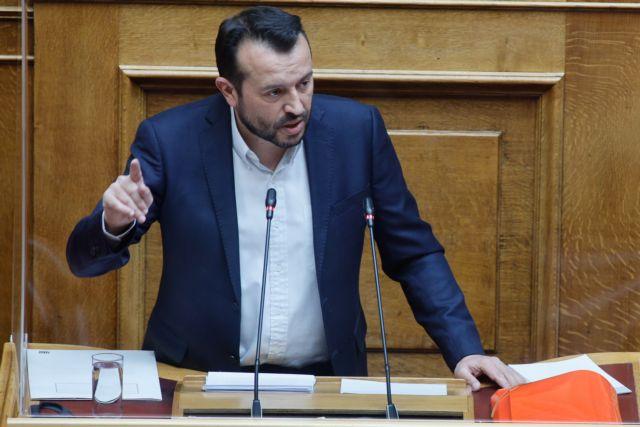 Παππάς : «Έκανα το καθήκον μου - Διάτρητη η πρόταση της ΝΔ» | tanea.gr