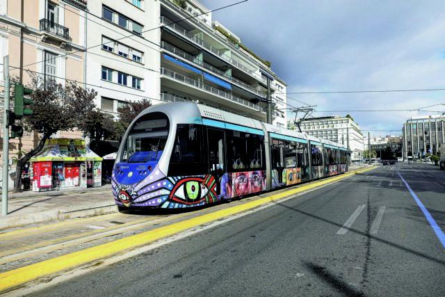 Διακόπτονται τα δρομολόγια του Τραμ από τις 5 μ.μ. στη Νέα Σμύρνη | tanea.gr