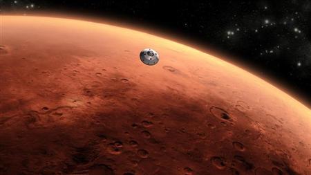 NASA : Μετρήθηκε για πρώτη φορά ο πυρήνας του Άρη | tanea.gr