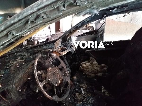 Εμπρηστική επίθεση στην Καλαμαριά: Συγκλονίζουν οι μαρτυρίες των κατοίκων | tanea.gr