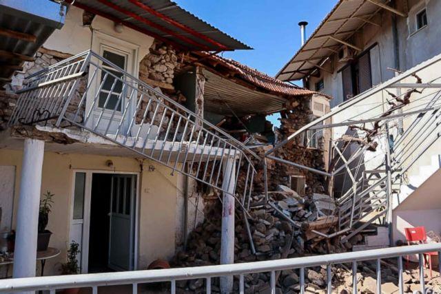 Νέος σεισμός 5,2 Ρίχτερ στην Ελασσόνα | tanea.gr
