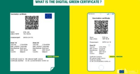 Ψηφιακό πιστοποιητικό : Αυτά είναι τα βασικά του χαρακτηριστικά | tanea.gr