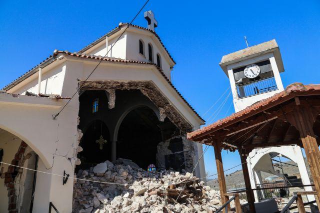 Πώς εξηγούν οι επιστήμονες το σπάνιο φαινόμενο των «δίδυμων» σεισμών στην Ελασσόνα | tanea.gr