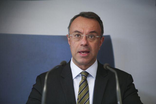 Σταϊκούρας : Στα 5,2 δισ. ευρώ η συνολική χρηματοδότηση του SURE για τη στήριξη της απασχόλησης | tanea.gr