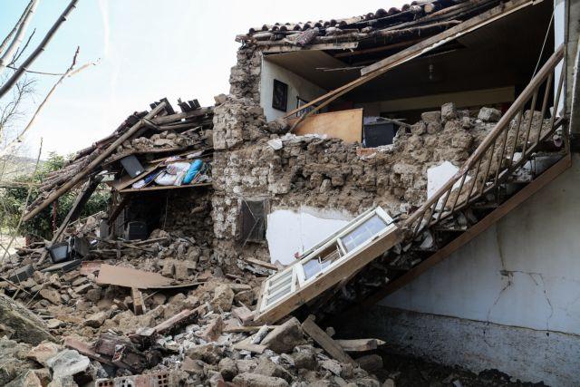 Σεισμός στην Ελασσόνα : Δωρεά 20 οικίσκων από τον Βαγγέλη Μαρινάκη | tanea.gr