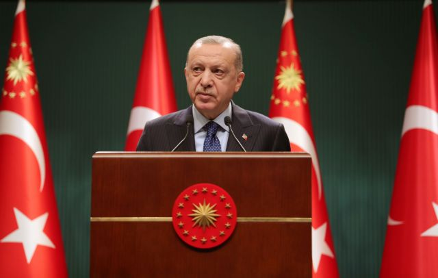 Ο Ερντογάν θέλει να αλλάξει τον εκλογικό νόμο   tanea.gr