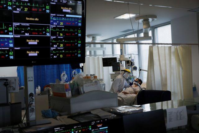 Κοροναϊός : «Γονατίζουν» τα νοσοκομεία – Στα όριά τους οι υγειονομικοί   tanea.gr