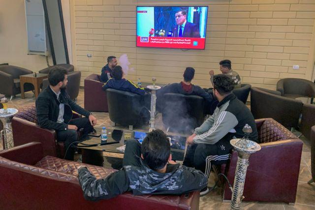 Λιβύη : Ψήφο εμπιστοσύνης έλαβε η μεταβατική κυβέρνηση   tanea.gr