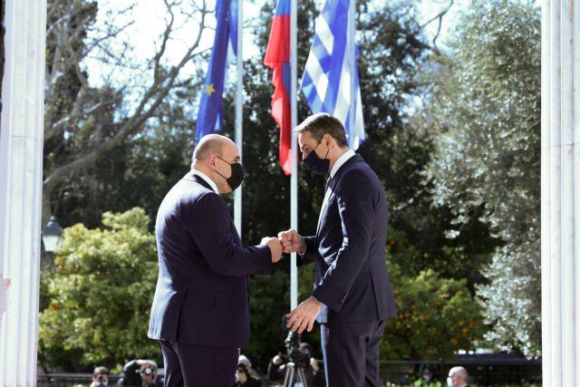 Μισούστιν για τα 200 χρόνια από την ελληνική επανάσταση : Κοινή γιορτή για Ελλάδα και Ρωσία | tanea.gr
