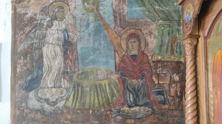 Οι άγνωστες τοιχογραφίες του τσολιά Θεόφιλου Χατζημιχαήλ | tanea.gr