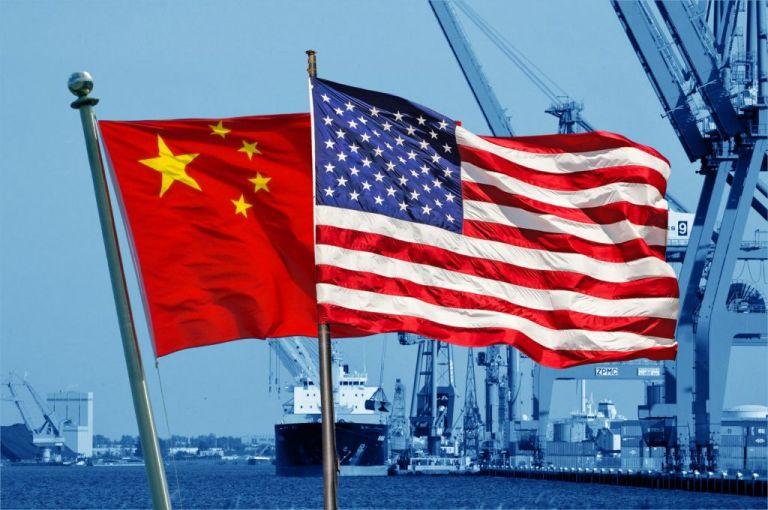 Ο οικονομικός ανταγωνισμός ΗΠΑ και Κίνας μεταφέρεται επί ελληνικού εδάφους | tanea.gr