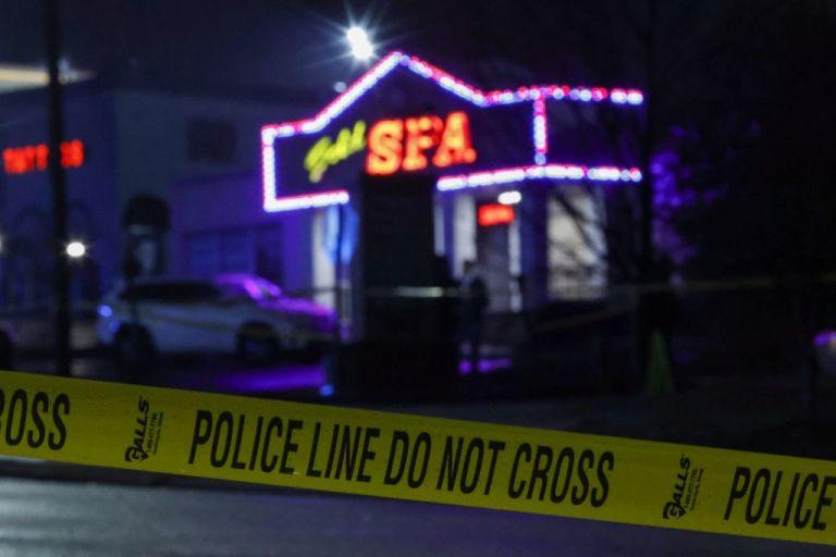 ΗΠΑ : Οκτώ νεκροί, εκ των οποίων έξι Ασιάτισσες, σε τρεις επιθέσεις στην Ατλάντα | tanea.gr