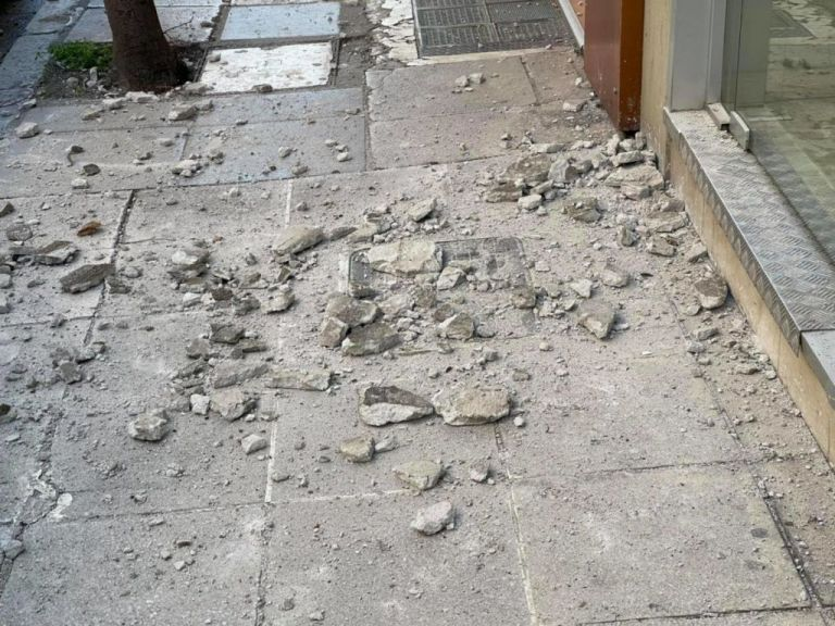 Δεν έχουν αναφερθεί τραυματισμοί από τον σεισμό ανακοίνωσε η Πολιτική Προστασία | tanea.gr