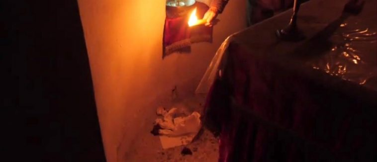 Βοιωτία: Βέβηλοι αφόδευσαν σε εκκλησάκι [εικόνα]   tanea.gr