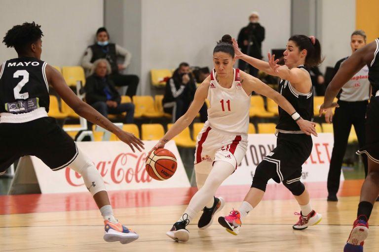 Α1 Γυναικών : Ολυμπιακός – ΠΑΟΚ 64-57 | tanea.gr