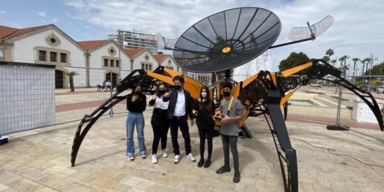 Κύπρος : Το μεγαλύτερο εκπαιδευτικό ρομπότ στον κόσμο, ο «ASTRO 1», εκτοξεύεται σήμερα από τη Λάρνακα | tanea.gr