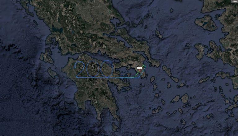 Με μία μοναδική συμβολική κίνηση η Aegean τίμησε την επέτειο των 200 χρόνων από την Ελληνική Επανάσταση | tanea.gr