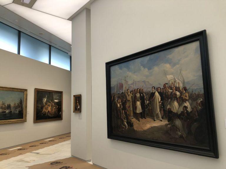 Η ανακαινισμένη Εθνική Πινακοθήκη ανοίγει τις πύλες της στις 24 Μαρτίου με 1.000 πίνακες κι έκθεση για την ελληνική Επανάσταση | tanea.gr