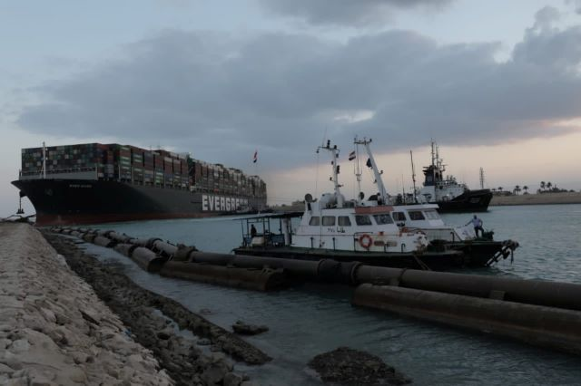 Ελληνας πλοίαρχος από το Σουέζ στο MEGA – Τι συνέβη με το Ever Given | tanea.gr