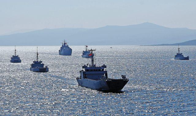 Απόρρητα τουρκικά σχέδια για εισβολή σε 131 νησίδες και βραχονησίδες στο Αιγαίο | tanea.gr
