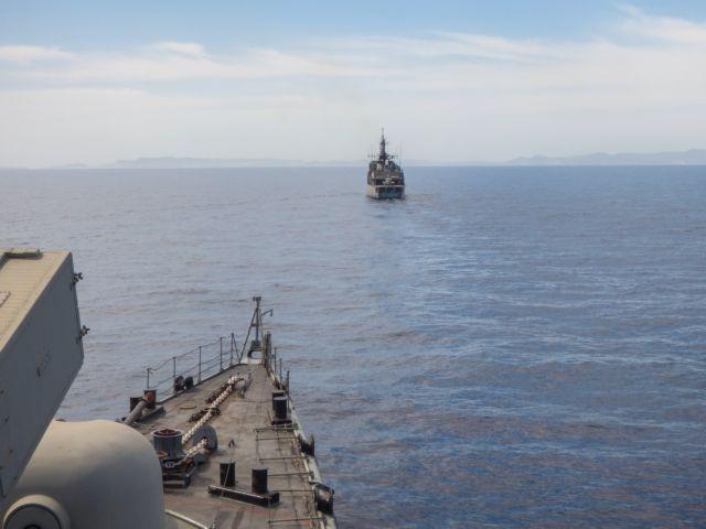 Συναγερμός στη Σητεία μετά από πληροφορίες για οκτώ κρούσματα κοροναϊού σε πολεμικό πλοίο   tanea.gr