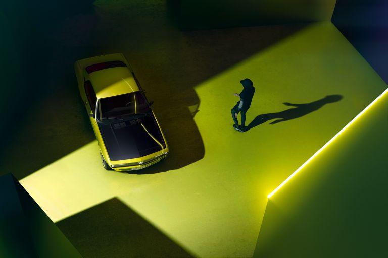 To Opel Manta γίνεται ηλεκτρικό και αναβιώνει έναν θρύλο ...αθόρυβα | tanea.gr