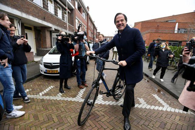 Ολλανδία : Τέταρτη θητεία για τον «Τεφλόν» Ρούτε   tanea.gr