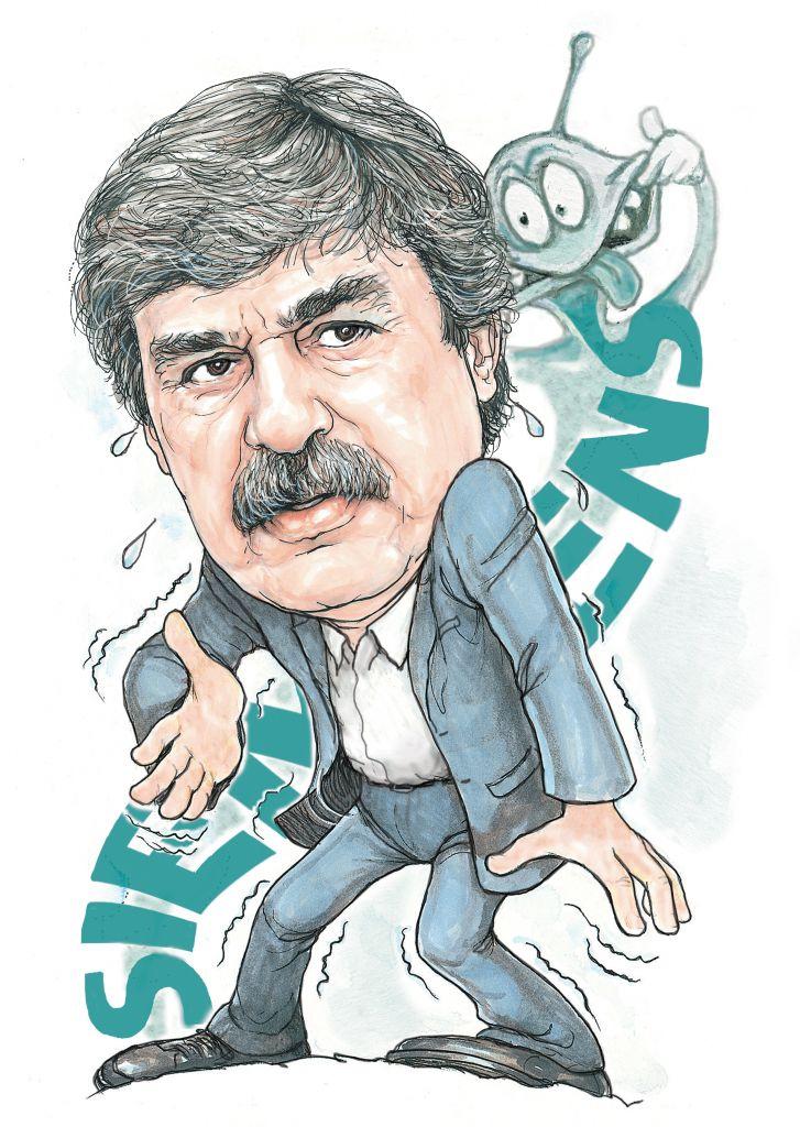 Το σκίτσο της Έφης Ξένου για τα ΝΕΑ της Δευτέρας 29 Μαρτίου | tanea.gr