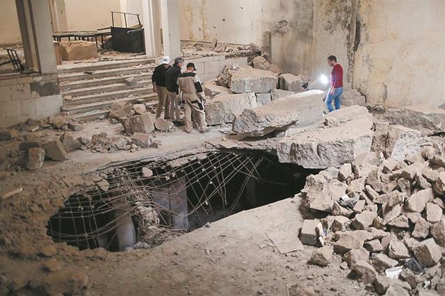 «Ανασταίνουν» το μουσείο της Μοσούλης | tanea.gr