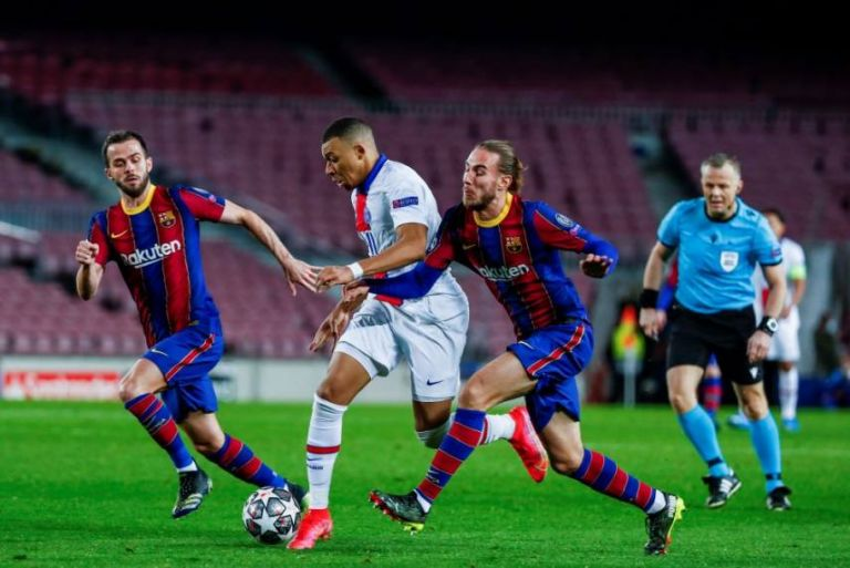Champions League : Παρί και Λίβερπουλ για την πρόκριση, Μπαρτσελόνα και Λειψία για το θαύμα   tanea.gr