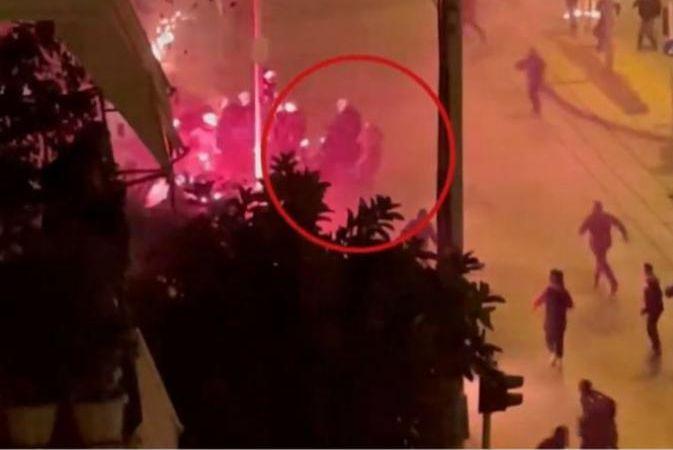 Νέα Σμύρνη : Αυτός είναι ο νεαρός που έριξε από την μηχανή τον αστυνομικό | tanea.gr
