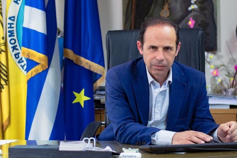 Θετικός στον κορονοϊό ο δήμαρχος Ραφήνας Πικερμίου Βαγγέλης Μπουρνούς | tanea.gr