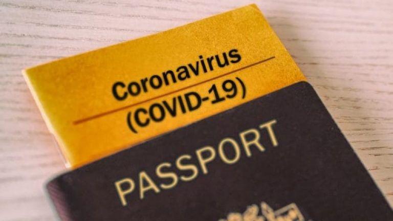 ΕΕ, Κίνα, ΗΠΑ επιταχύνουν την καθιέρωσή του πράσινου διαβατηρίου εμβολιασμού   tanea.gr