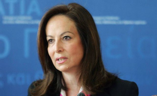 H Α. Διαμαντοπούλου απέσυρε την υποψηφιότητά της για την ηγεσία του ΟΟΣΑ   tanea.gr