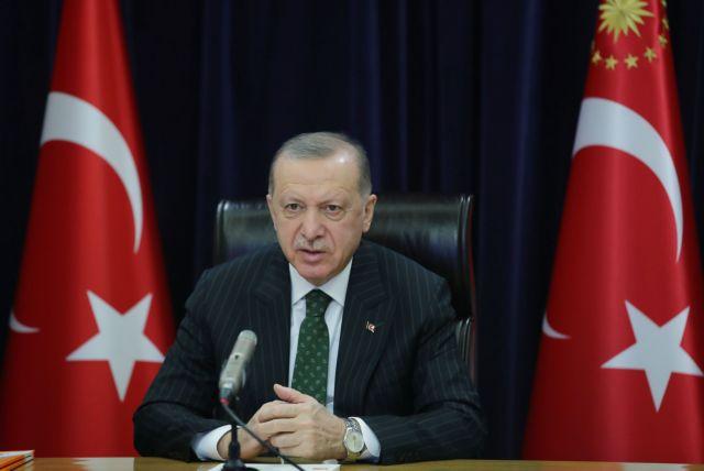 Ερντογάν : Προσπάθησαν να σφετεριστούν τα δικαιώματά μας | tanea.gr