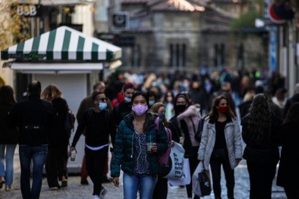Δεν υποχωρεί το τρίτο κύμα της πανδημίας - Lockdown έως και Καθαρά Δευτέρα για να ανοίξει το λιανεμπόριο   tanea.gr