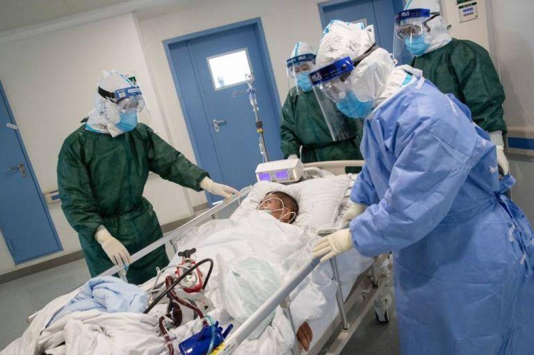 Παγώνη : Η μείωση των νοσηλευομένων θα είναι σταδιακή | tanea.gr